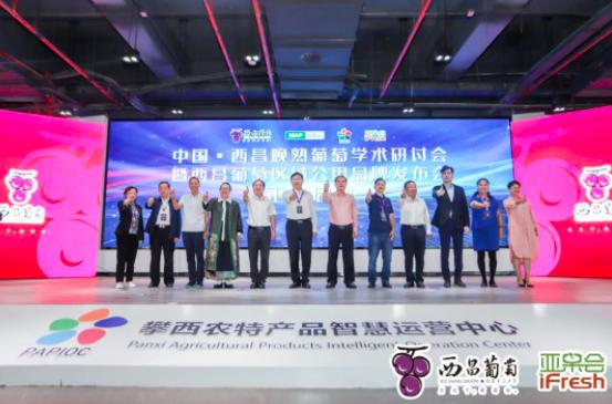 众多行业专家齐聚,赋能品牌,助力西昌葡萄产业升级发展